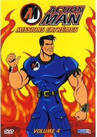 Action Man - Mission extrêmes - Volume 4 - DVD