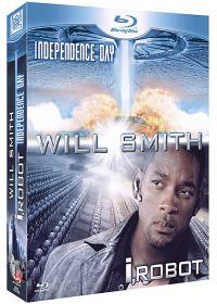 I, Robot + Independence Day (Pack) - Blu-ray