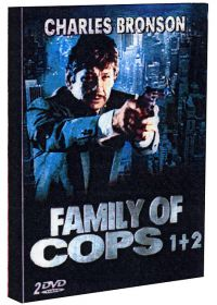 Family of Cops 1 + 2 (Pack) - DVD
