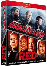 Braqueurs + RED (Pack) - Blu-ray