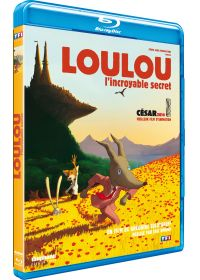 Loulou, l'incroyable secret - Blu-ray