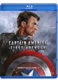 Captain America : The First Avenger - Blu-ray