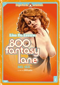 800 Fantasy Lane (Big Sex) - DVD