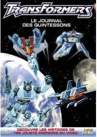 Transformers - Le journal des Quintéssons - DVD