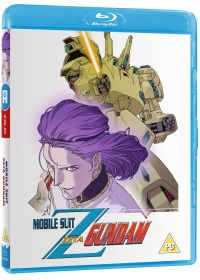Mobile Suit Zeta Gundam - Partie 2 (Édition Collector) - Blu-ray