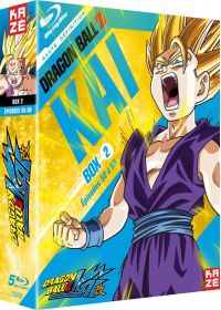 Dragon Ball Z Kai - Box 2/4 - Blu-ray