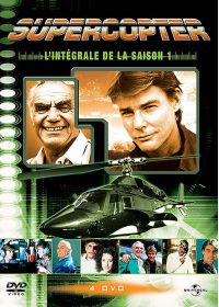 Supercopter - Saison 1 - DVD