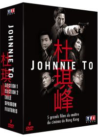 Johnnie To - Coffret (Pack) - DVD