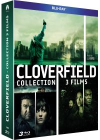 Cloverfield Collection - 3 films - Blu-ray