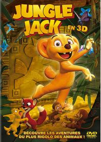 Jungle Jack en 3D - DVD