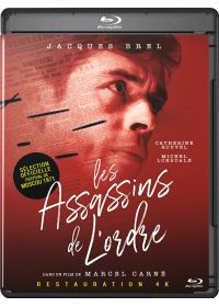 Les Assassins de l'ordre (Version restaurée 4K) - Blu-ray