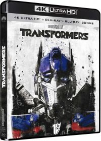 Transformers (4K Ultra HD + Blu-ray) - Blu-ray 4K