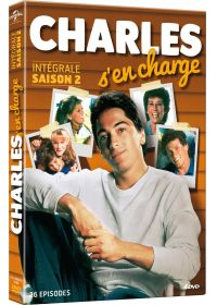 Charles s'en charge - Saison 2 - DVD