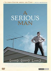 A Serious Man - DVD