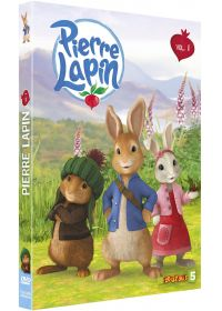 Pierre Lapin - Vol. 1 - DVD