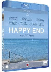 Happy End (Blu-ray + Copie digitale) - Blu-ray