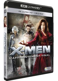 X-Men : L'affrontement final (4K Ultra HD + Blu-ray) - 4K UHD