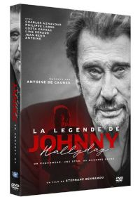 La Légende de Johnny Hallyday - DVD