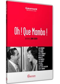 Oh ! Que mambo ! - DVD