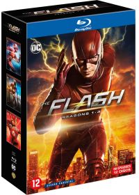 Flash - Saisons 1 à 3 - Blu-ray