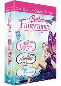 Barbie Fairytopia - Coffret - Barbie Fairytopia + Mariposa + Magie de l'arc-en-ciel - DVD