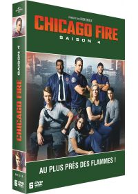 Chicago Fire - Saison 4 - DVD