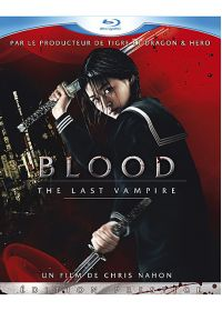 Blood - The Last Vampire : Le Film + L'anime (Édition Prestige) - Blu-ray