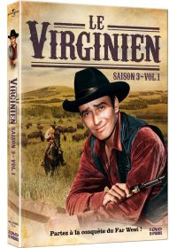 Le Virginien - Saison 3 - Volume 1 - DVD