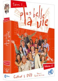 Plus belle la vie - Volume 17 - Saison 2 - DVD