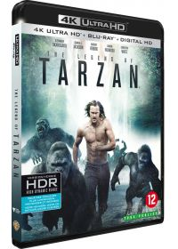 Tarzan (4K Ultra HD + Blu-ray + Digital UltraViolet) - 4K UHD