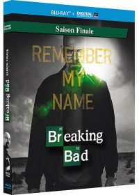 Breaking Bad - Saison Finale (saison 5 2nde partie - 8 épisodes) (Blu-ray + Copie digitale) - Blu-ray