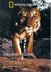 National Geographic - Grands félins - DVD