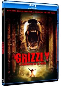 Grizzly - Le monstre de la forêt - Blu-ray
