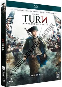 TURN - Saison 1 - Blu-ray