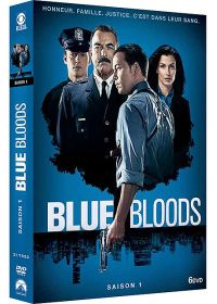 Blue Bloods - Saison 1 - DVD