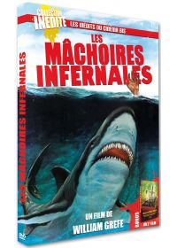 Les Machoires infernales : Les dents de la mort + Secret Pulsion - DVD