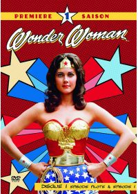 Wonder Woman - Saison 1 - DVD test - DVD