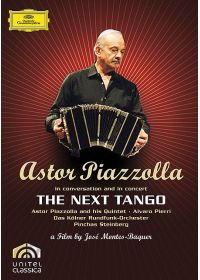 Piazzolla, Astor - The Next Tango - DVD