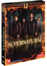 Supernatural - Saison 12 - DVD