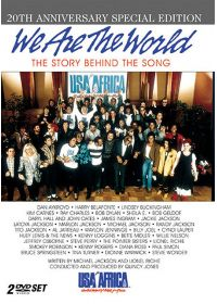 We Are The World - The Story Behind The Song - DVD