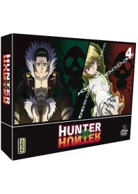 Hunter X Hunter - Vol. 4 (Édition Collector) - DVD