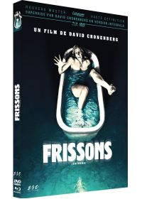 Frissons (Édition Collector Blu-ray + DVD) - Blu-ray