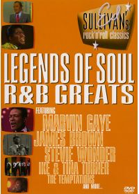 Ed Sullivan's Rock'n'Roll Classics - Legends Of Soul / R&B Greats - DVD