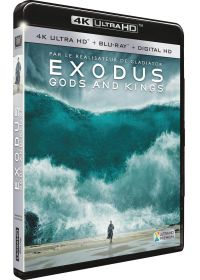 Exodus : Gods and Kings (4K Ultra HD + Blu-ray + Digital HD) - 4K UHD