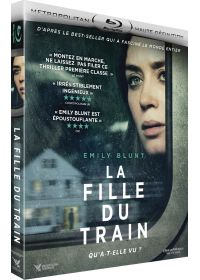 La Fille du train - Blu-ray