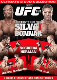 UFC 153 : Silva vs Bonnar - DVD