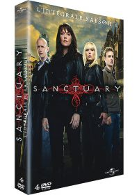 Sanctuary - Saison 1 - DVD