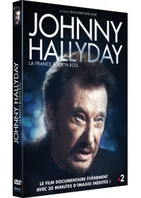 Johnny Hallyday, la France Rock'n'roll - DVD