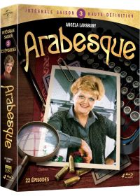 Arabesque - Saison 3 - Blu-ray