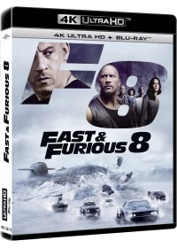 Fast & Furious 8 (4K Ultra HD + Blu-ray + Digital UltraViolet) - 4K UHD